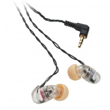 ELITE CORE EU-4 SINGLE DRIVER IN-EAR MONITOR EARPHONES